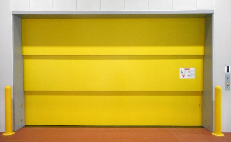 荷物用エレベーター No.3